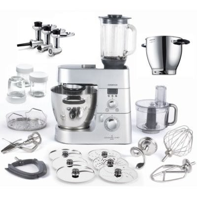 Kenwood Cooking Chef accesorios