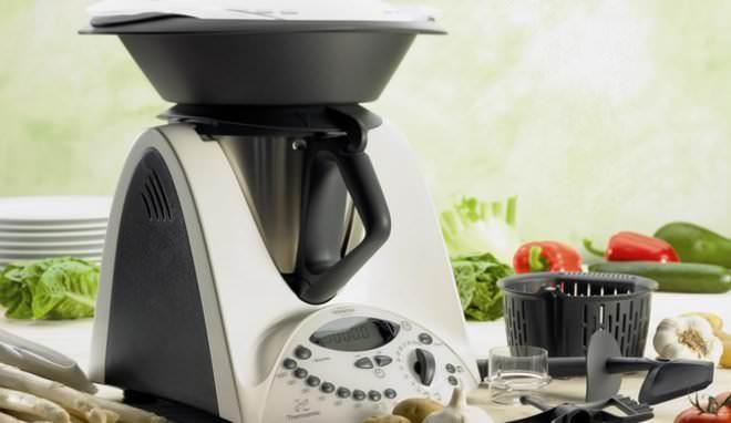 elegir robot de cocina